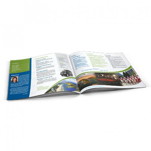 Square Booklets 150x150 mm
