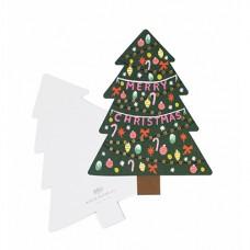 Die-Cut Greeting Cards
