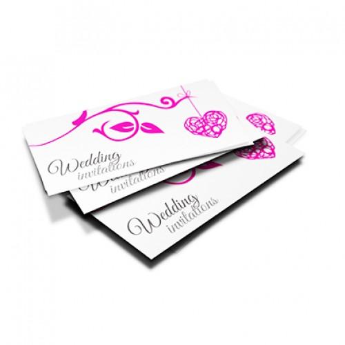 Standard Invitation Cards