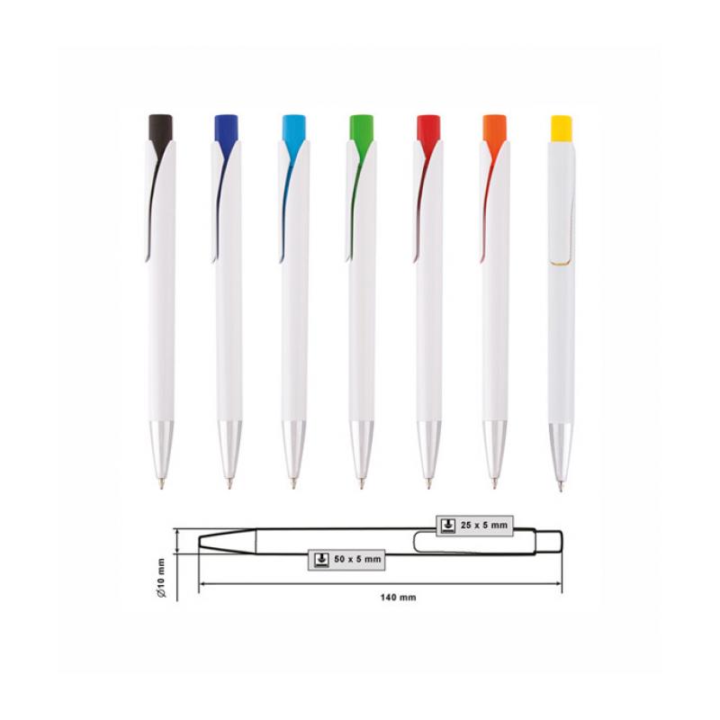 Plastic pen 004