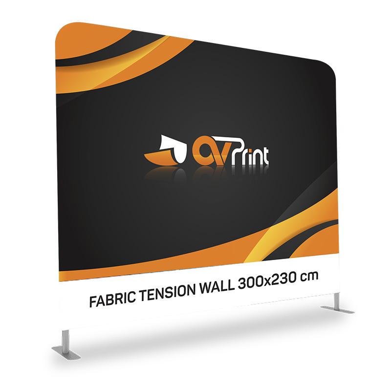 Fabric Expo Wall
