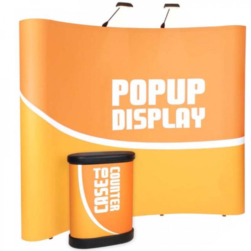 Pop Up Display Stands